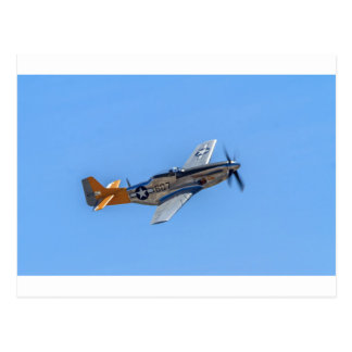 North American P-51 Mustang Post Cards