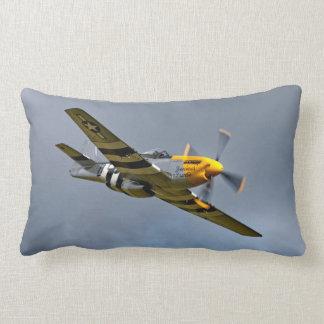 North American P-51D Mustang Lumbar Cushion