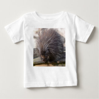 North American porcupine Baby T-Shirt