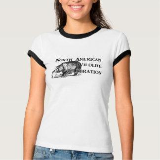 North American Wildlife Celebration T-shirts