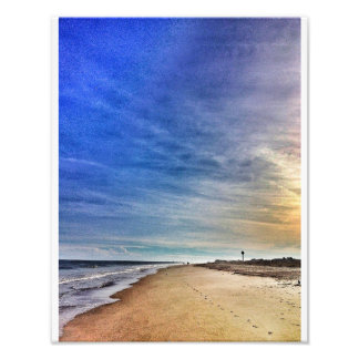 North Beach, Tybee Photo Print