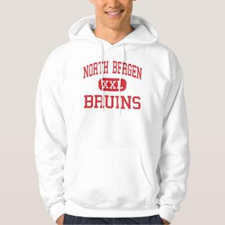 North Bergen - Bruins - High - North Bergen Hoodie