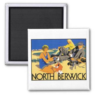 North Berwick Beach Magnet