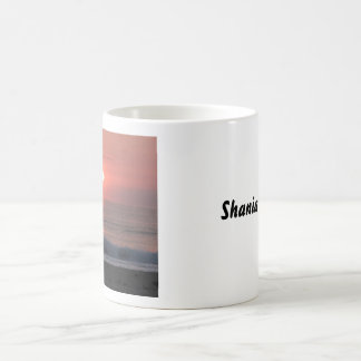 North Carolina and Shania Designs Coffee Mug