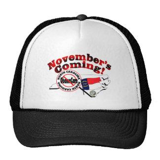 North Carolina Anti ObamaCare – November's Coming! Cap