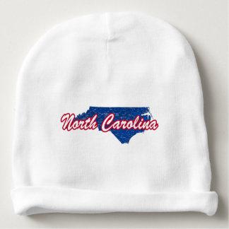 North Carolina Baby Beanie