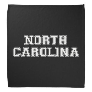 North Carolina Bandana