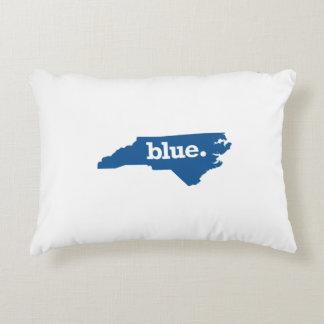 NORTH CAROLINA BLUE STATE ACCENT CUSHION