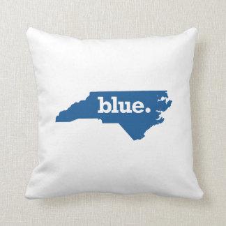 NORTH CAROLINA BLUE STATE THROW CUSHIONS