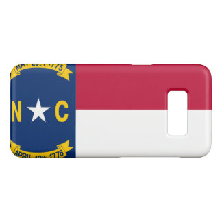 North Carolina Case-Mate Samsung Galaxy S8 Case