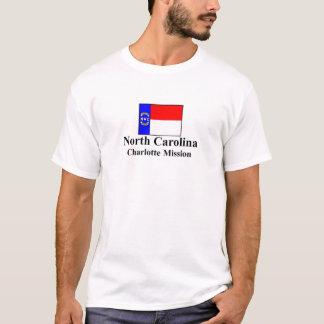 North Carolina Charlotte Mission T-Shirt