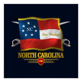North Carolina -Deo Vindice