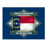 North Carolina Diamond Postcard