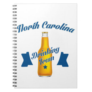North Carolina Drinking team Notebook