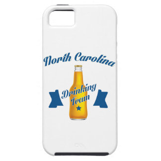 North Carolina Drinking team Tough iPhone 5 Case
