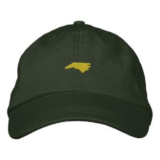 North Carolina Embroidered Hat