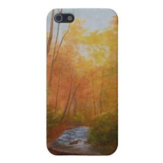 North Carolina Fall iphone 4 case