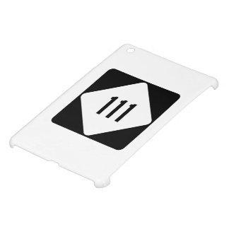 North Carolina Highway 111 iPad Mini Case