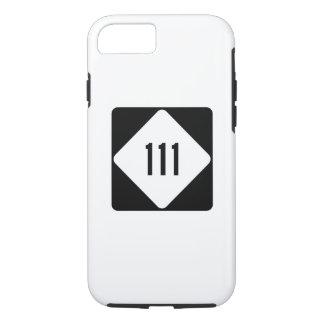 North Carolina Highway 111 iPhone 7 Case