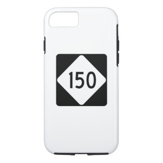 North Carolina Highway 150 iPhone 7 Case