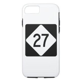 North Carolina Highway 27 iPhone 7 Case