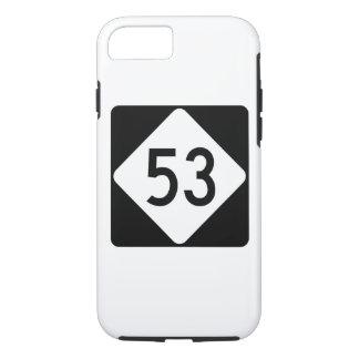 North Carolina Highway 53 iPhone 7 Case
