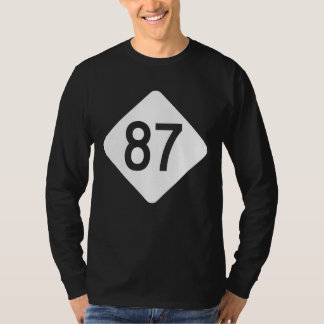 North Carolina Highway 87 T-Shirt