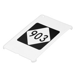 North Carolina Highway 903 iPad Mini Cases