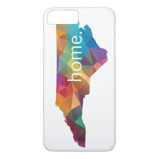 North Carolina HOME Lowpoly iPhone 7 Phone Case