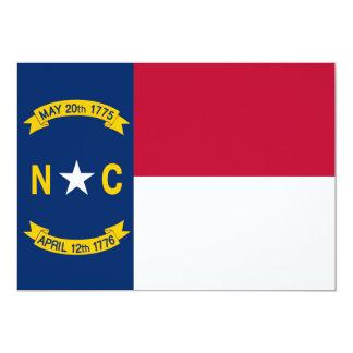North Carolina Personalized Invites