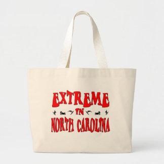 NORTH CAROLINA LARGE TOTE BAG