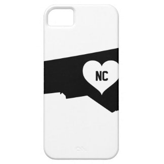 North Carolina Love Case For The iPhone 5