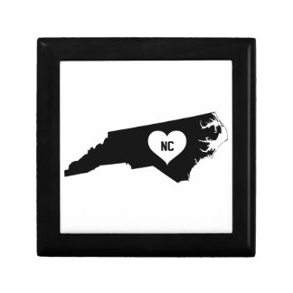 North Carolina Love Gift Box