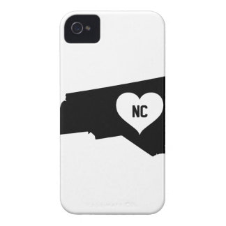 North Carolina Love iPhone 4 Case