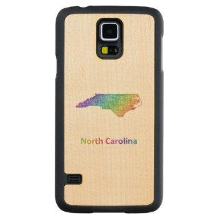 North Carolina Maple Galaxy S5 Slim Case