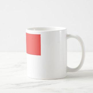 North Carolina Official State Flag Coffee Mug
