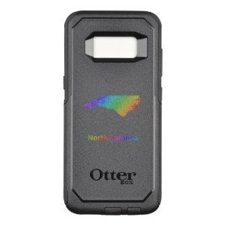 North Carolina OtterBox Commuter Samsung Galaxy S8 Case