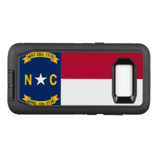 North Carolina OtterBox Defender Samsung Galaxy S8 Case