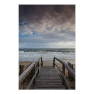 North Carolina, Outer Banks National Seashore 1 Poster