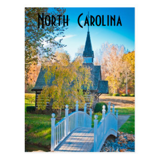 north carolina postcard