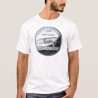 North Carolina Quarter T-Shirt