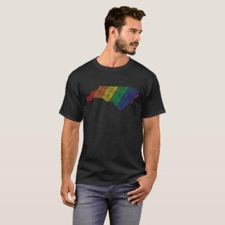 North Carolina Rainbow State T-Shirt