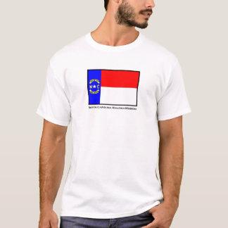 North Carolina Raleigh LDS Mission T-Shirt