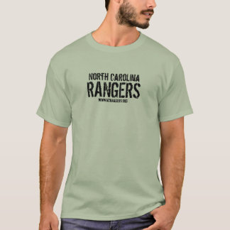 North Carolina Rangers Promo Tee