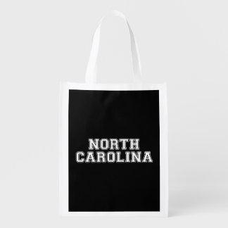 North Carolina Reusable Grocery Bag