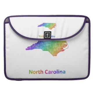 North Carolina Sleeve For MacBook Pro