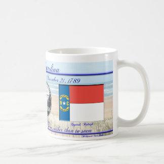 North Carolina State Commemorative Mugs