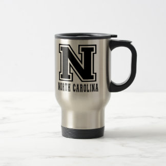 North Carolina State Designs Mugs