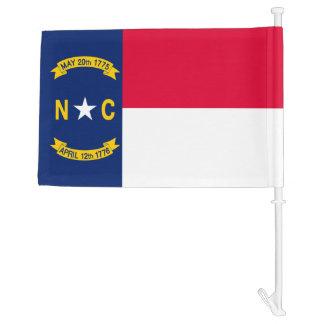 North Carolina State Flag Design Car Flag