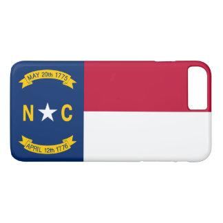 North Carolina State Flag iPhone 7 Plus Case